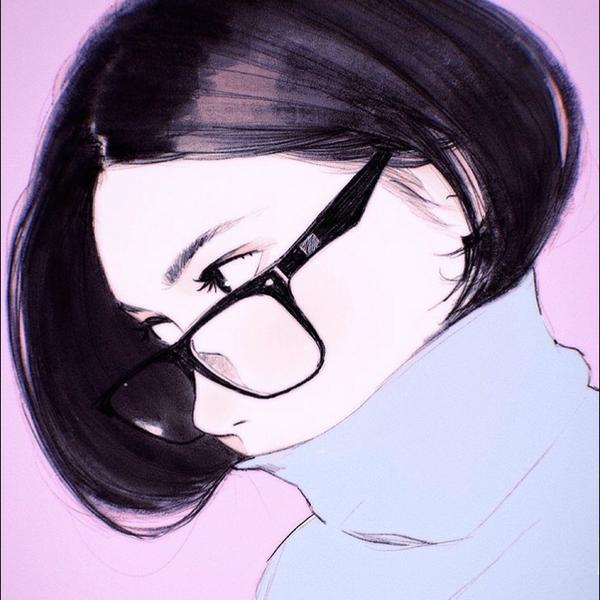 眼鏡| ε:)_🌱のユーザーアイコン