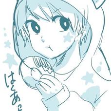 珀藍のユーザーアイコン
