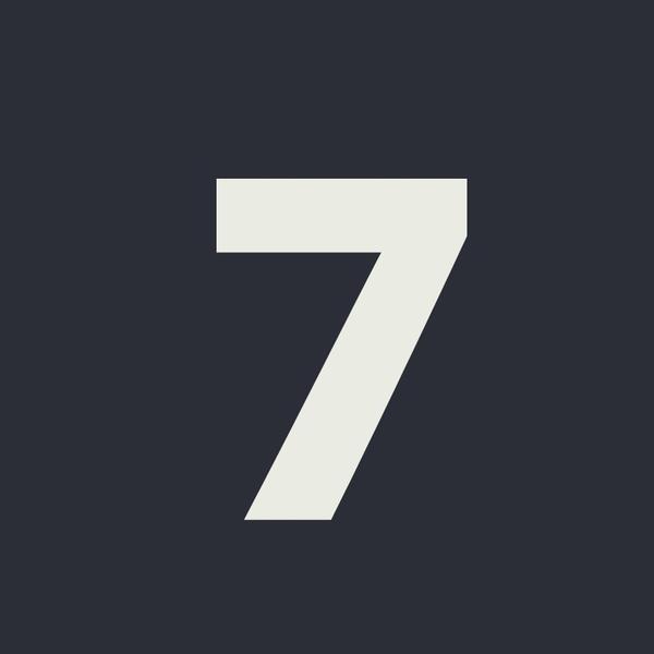 七彩のユーザーアイコン