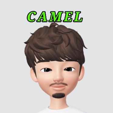 CAMELのユーザーアイコン