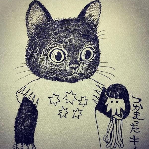 黒猫ニコのユーザーアイコン