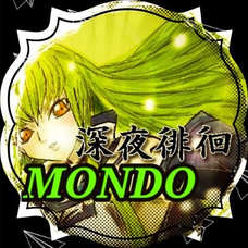 MONDOのユーザーアイコン