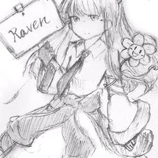 Ravenのユーザーアイコン