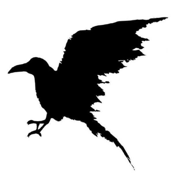 黒鴉◆ユニット用フォロー禁止のユーザーアイコン
