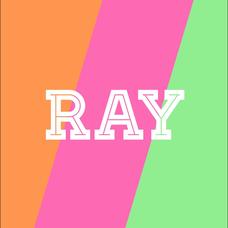 RAYのユーザーアイコン