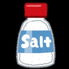 ソルト/ saltのユーザーアイコン