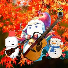 もってぃ2号♂︎⛄️🎸@米津くん祭り2021秋のユーザーアイコン