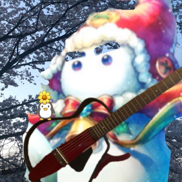 もってぃ2号♂⛄️🎸#米津くんまつり2020春のユーザーアイコン
