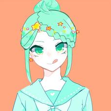 虹月 雛姫☘️🐎@名の読みはプロフまでのユーザーアイコン