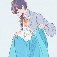 BLUE's user icon