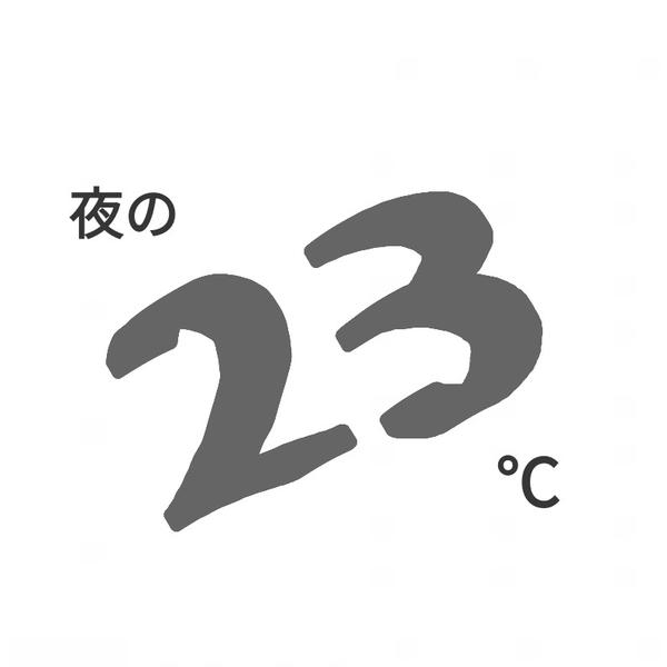 夜の23℃  @MIX師募集中のユーザーアイコン