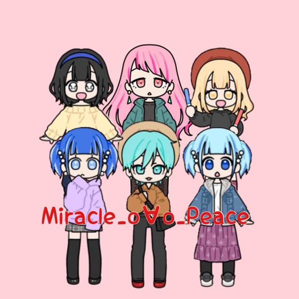 Miracle_o∀o_Peace@追加メンバー募集中のユーザーアイコン