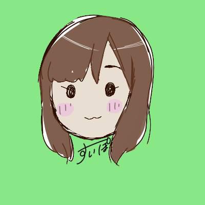 すいぽ(Twitter:みず)のユーザーアイコン