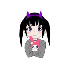 あくまちゃんのユーザーアイコン