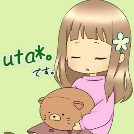 uta*。のユーザーアイコン