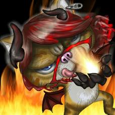燃えるゴミのユーザーアイコン