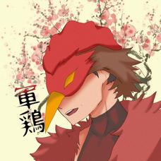 軍鶏じぃ🐓🐔【愛方雫ちゃん】's user icon
