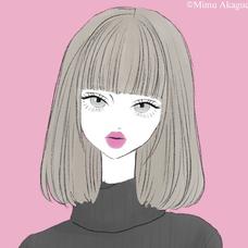 ○美's user icon