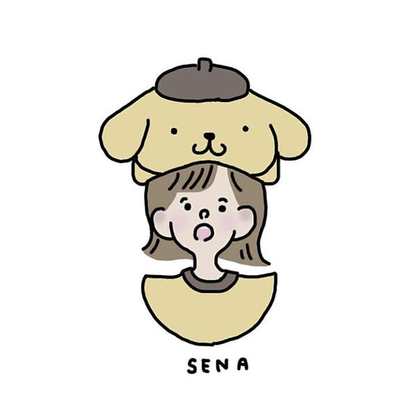 SENAのユーザーアイコン