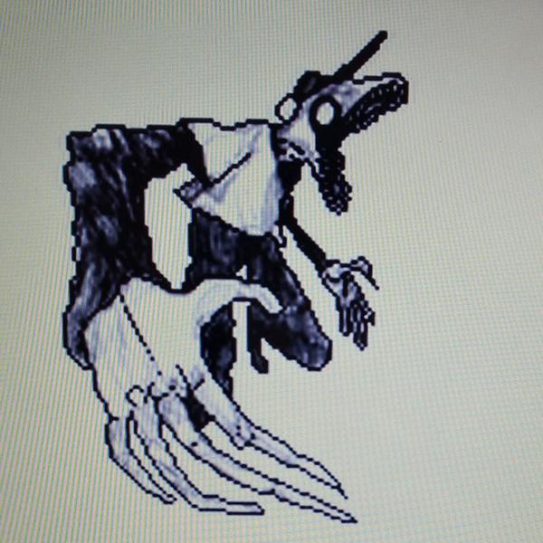 黒狐のユーザーアイコン