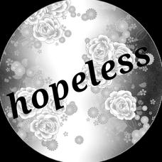 声劇企画 「hopeless」のユーザーアイコン
