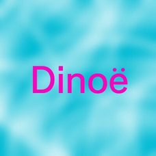 Dinoёのユーザーアイコン