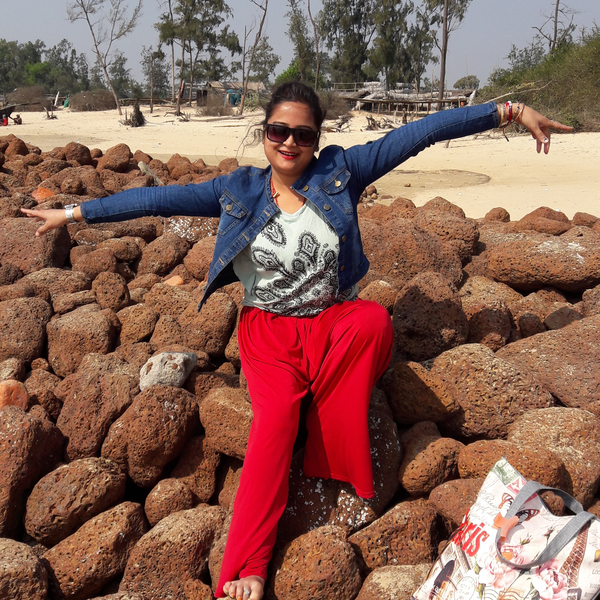 Puja Biswas 's user icon