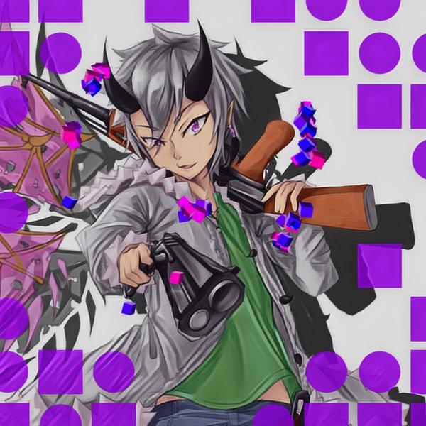 黒川😈紫音♂のユーザーアイコン