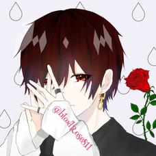 赤薔薇のユーザーアイコン