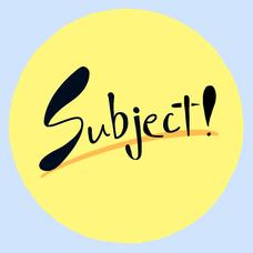 【声劇】Subject!【台本師募集中】のユーザーアイコン