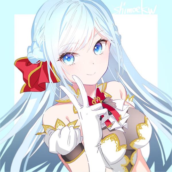 雪姫ミリア❄️🍎@i-LIVEのユーザーアイコン