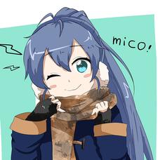 斑鳩ミコ #ミコプレのユーザーアイコン