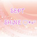 SEPT SHiNE♡*॰¨̮のユーザーアイコン
