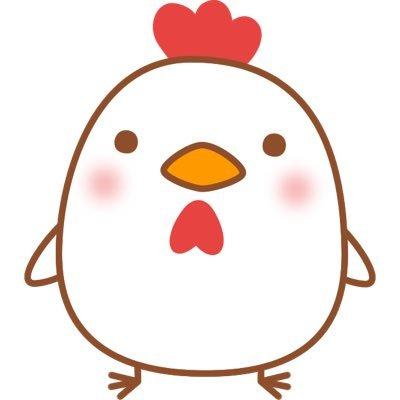 ニワトリのユーザーアイコン