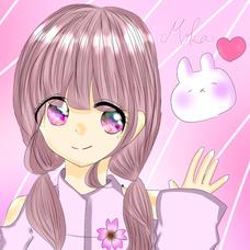 桃花*-moka-のユーザーアイコン