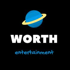 WORTH entertainmentのユーザーアイコン