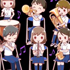 吹奏楽楽器モチーフユニット!【再募集】のユーザーアイコン