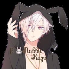 β'🐰かず【β 'Rabbit】のユーザーアイコン