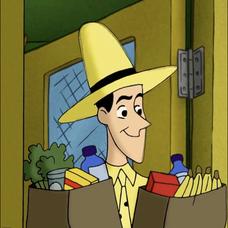 黄色い帽子のおじさん(本人)のユーザーアイコン