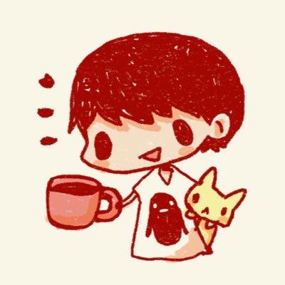 コーヒーのユーザーアイコン