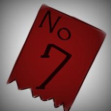 No.7(仮)のユーザーアイコン