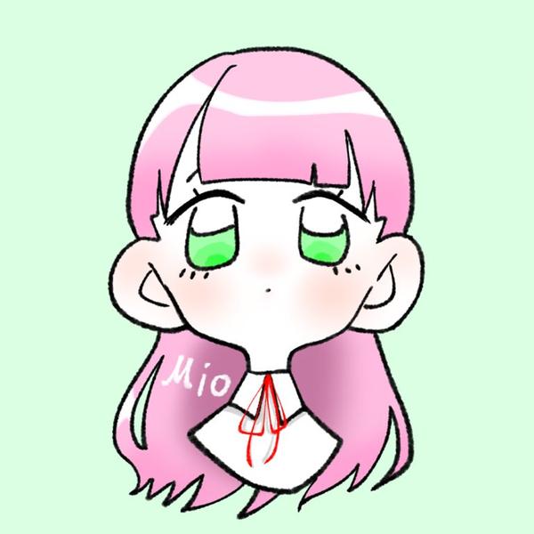 Mio(*-ω-*)🐬@🍎☕️のユーザーアイコン