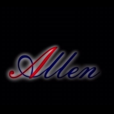 Allenのユーザーアイコン