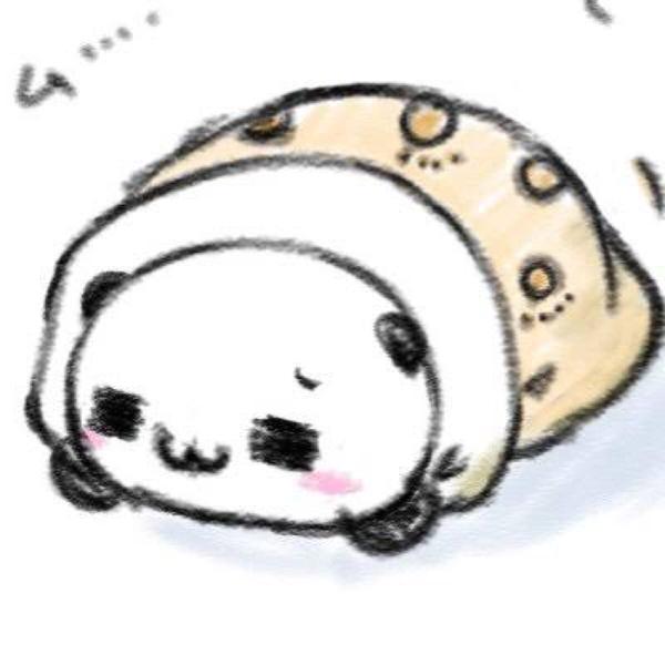 パンダのユーザーアイコン