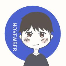 NOVEMBERのユーザーアイコン