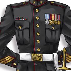 軍隊風ユニット 【army⚔️】のユーザーアイコン