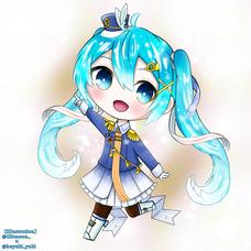 彗蓮 水夢(すいれんすいむ)のユーザーアイコン