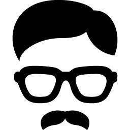 箋's user icon