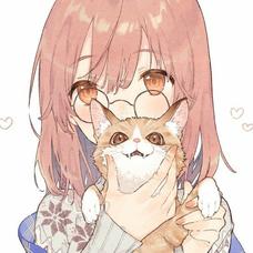 子&猫のユーザーアイコン
