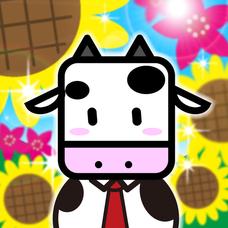 牛のユーザーアイコン